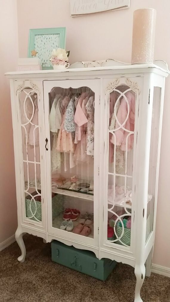 Obsessed Refinished Nursery Furniture I Happy Chapter is part of Baby girl room -