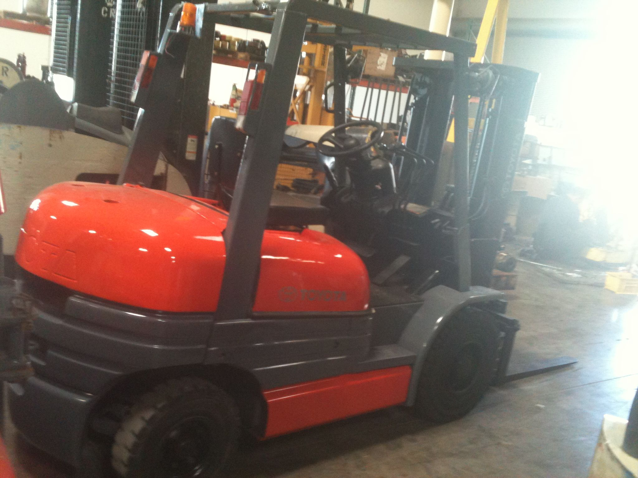 full system , Toyota Forklift Fbmf16, Fbmf20, Fbmf25, Fbmf30 Service Repair  Workshop Manual