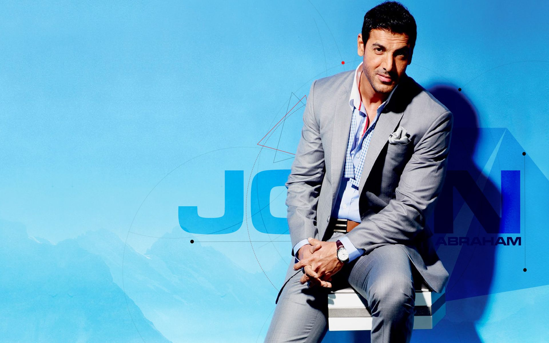 Wallpaper download john abraham - Fhm India October 2012