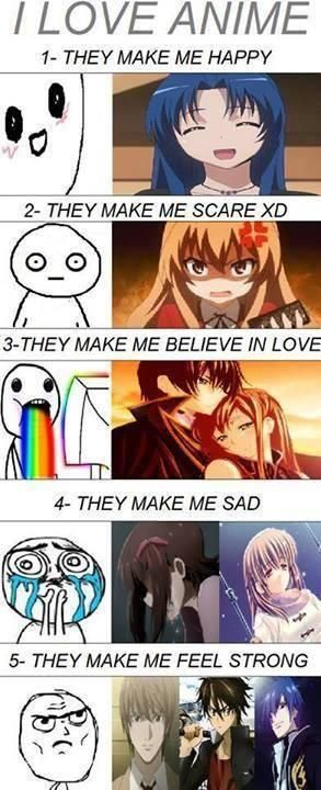 i love anime as simple as that y agree anime quotes