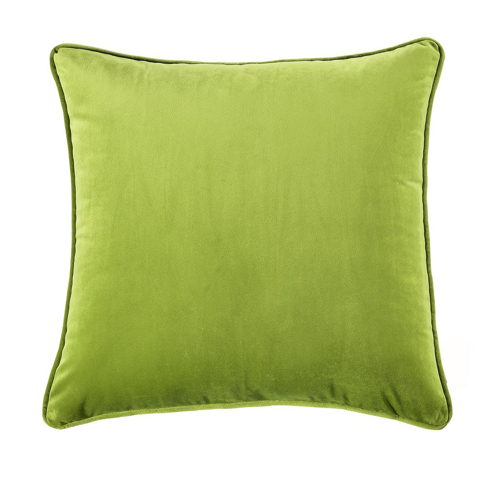 Green velvet fabric cushion coverpillow cover cushion coverpillow