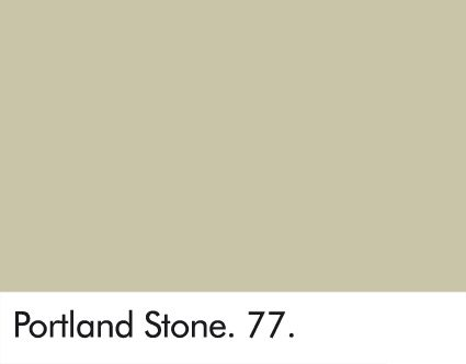 Little Greene Paint Colours Of England Portland Stone