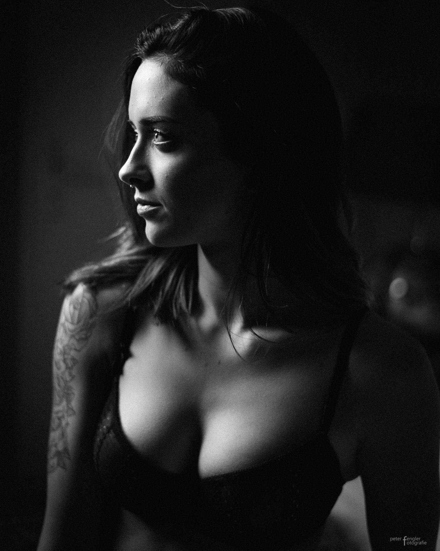 Portrait, Dessous - Peter Fengler Fotografie