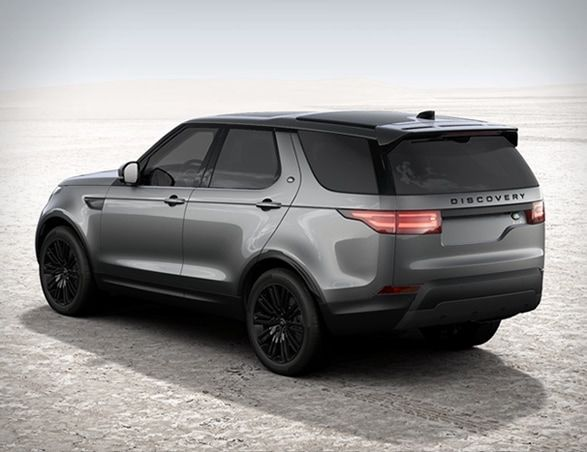 Nice Land Rover 2017 Discovery Suv Of