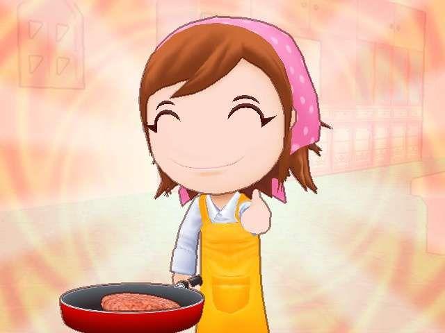 Gamespot Cooking Mama Cookstar Brings Both Vegetarian
