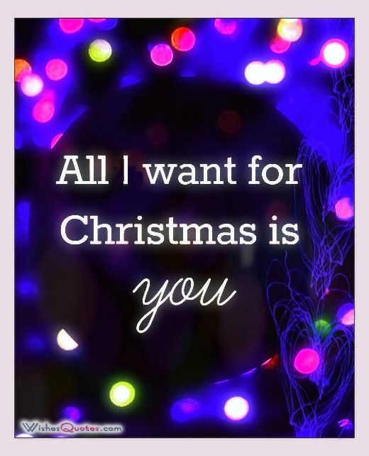 Wonderful Christmas Love Messages And Quotes