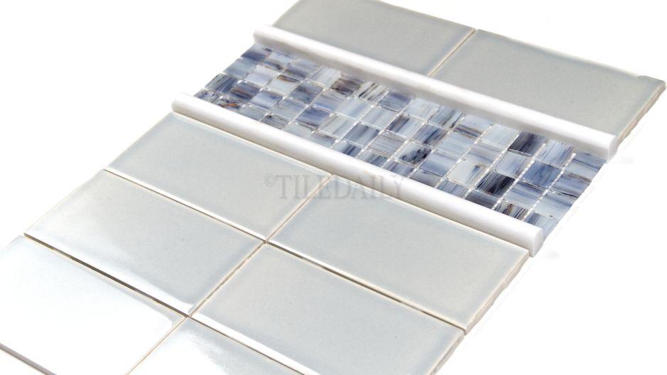 Excellent 2 X 6 Glass Subway Tile Huge 2 X 8 Subway Tile Round 2X2 Black Ceiling Tiles 2X4 Ceramic Tile Youthful 2X4 Glass Subway Tile Red2X4 Subway Tile Backsplash P0034IB   3x6 Ceramic Subway Tile, Ice Blue #tile #ceramic ..