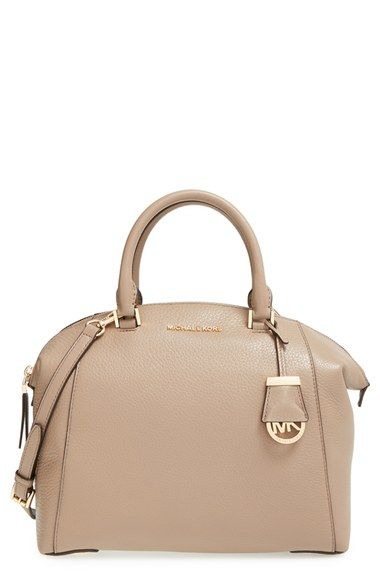 0158c0613e88 MICHAEL Michael Kors  Medium Riley  Satchel available at  Nordstrom ...