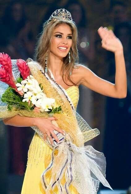 Dayana Mendoza - Venezuela - Miss Universe 2008 | Miss universe ...