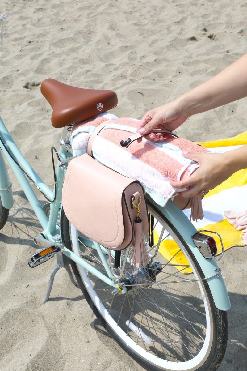 How To Make Diy Pannier Bags For Your Bike Bike Accessories