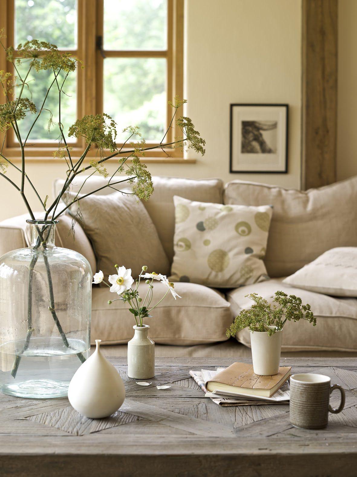 fresh, relaxed living room (via border oak) | newapartment