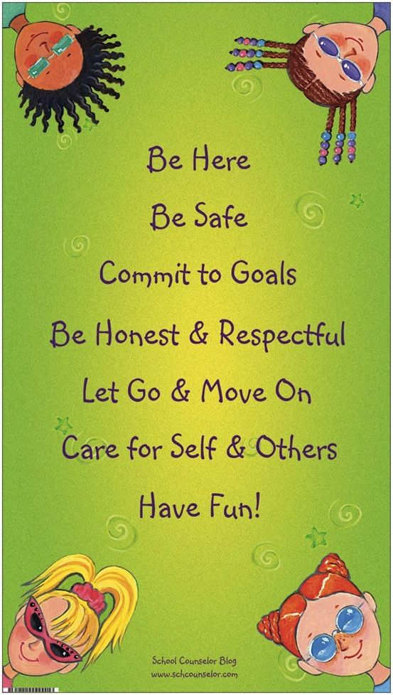 Innovative Classroom Rules ~ Group quot rules and office expectation banner the