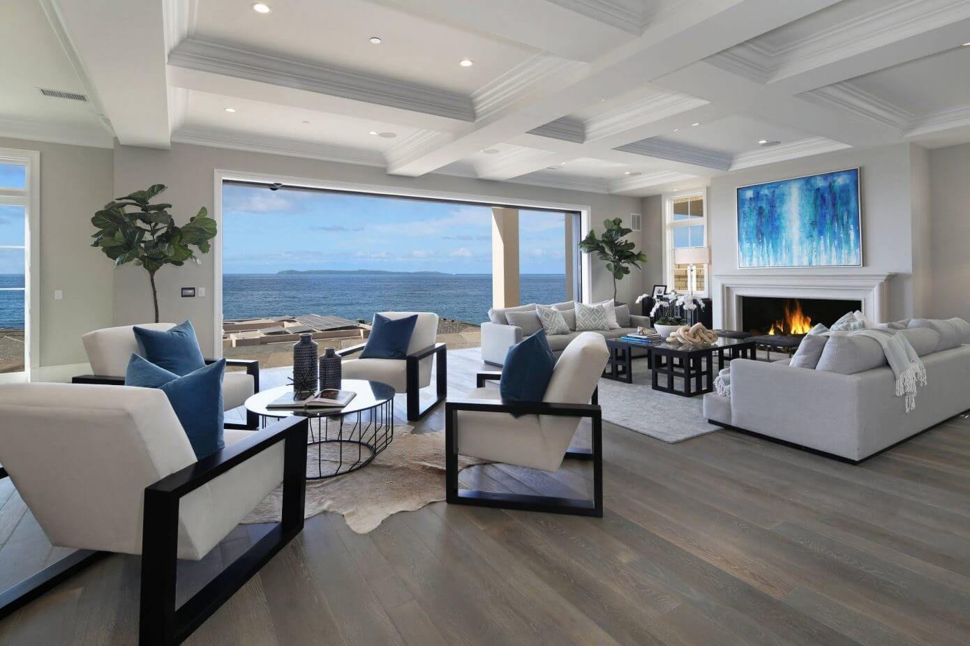 Beachview House By Brandon Architects Homeadore Beach House Living Room Beach House Interior Beach House Interior Design