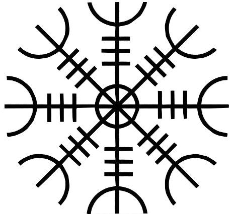 (Viking symbol of protection and victory) in 2020 Viking