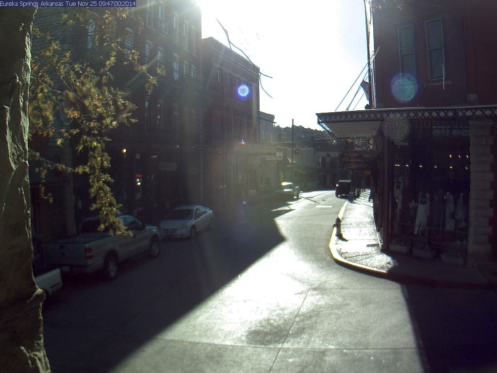 eureka springs webcam