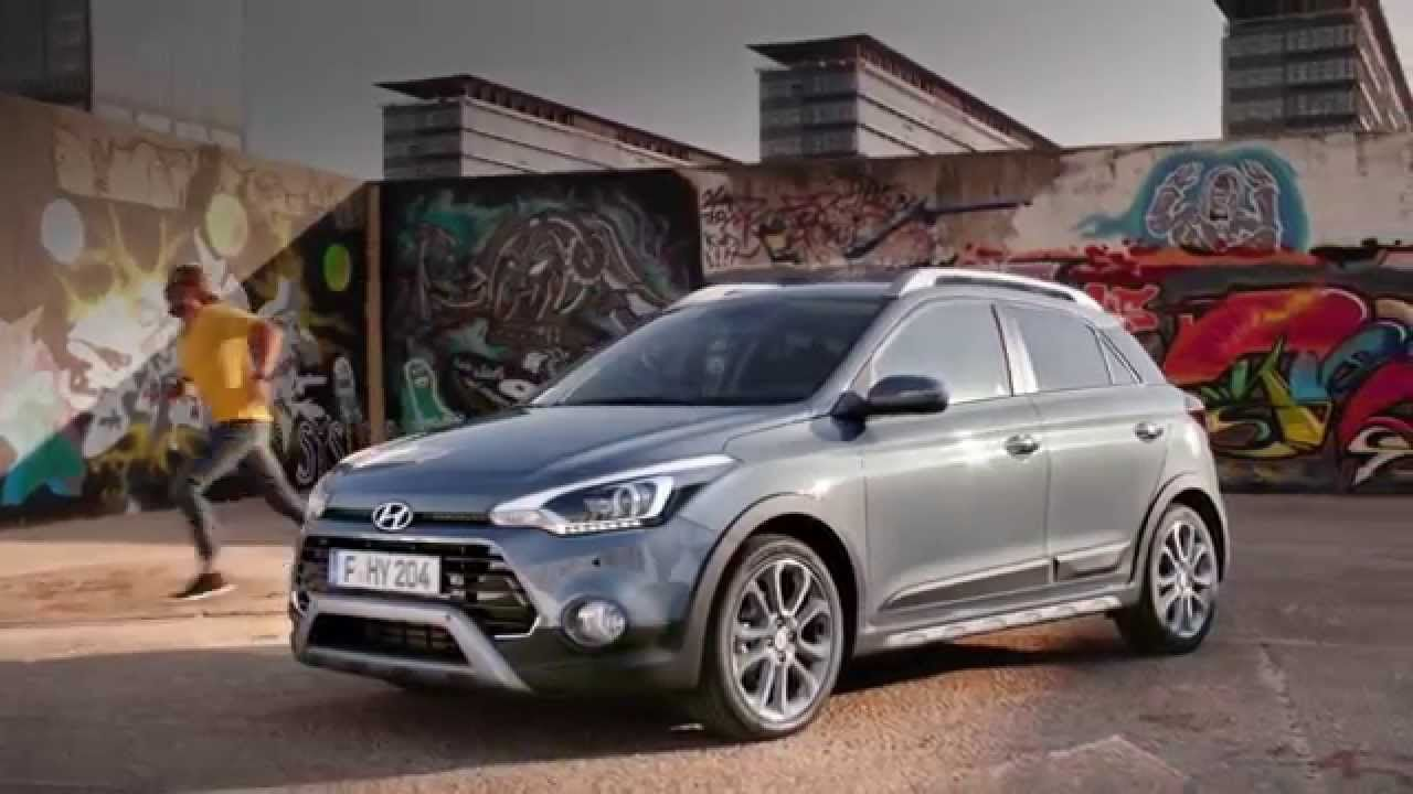 Take A Look A The All New Hyundai I20 Active Tourer That Was