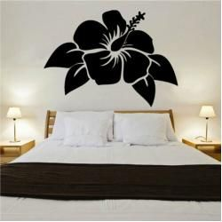 Photo of Wall decals flowers