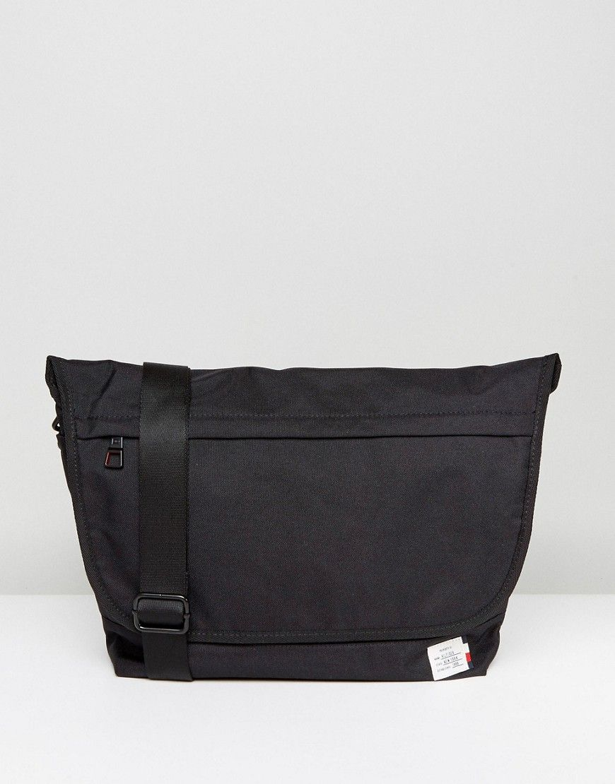 e98811e45e Tommy Hilfiger Nylon Messenger Bag in Black | Products | Tommy ...