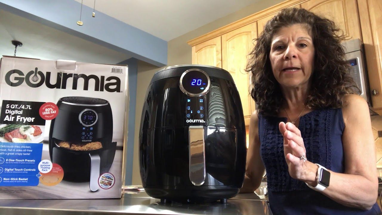 Gourmia GAF575 Air Fryer Review Sold at Costco It