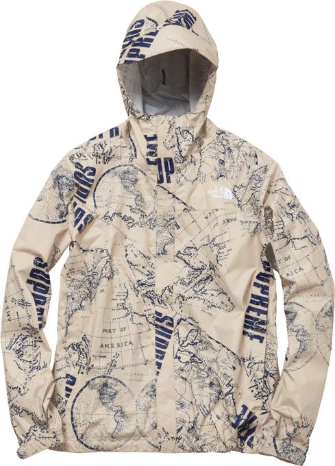 The North Face Supreme Venture Jacket Stay Slayin In 2018