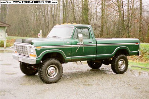 1979 Ford Truck Maintenance Restoration Of Old Vintage Vehicles