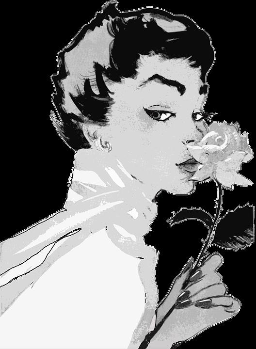 25e46f9a Free Image on Pixabay - Woman, Vintage, Girl, Female, Lady   Vintage ...