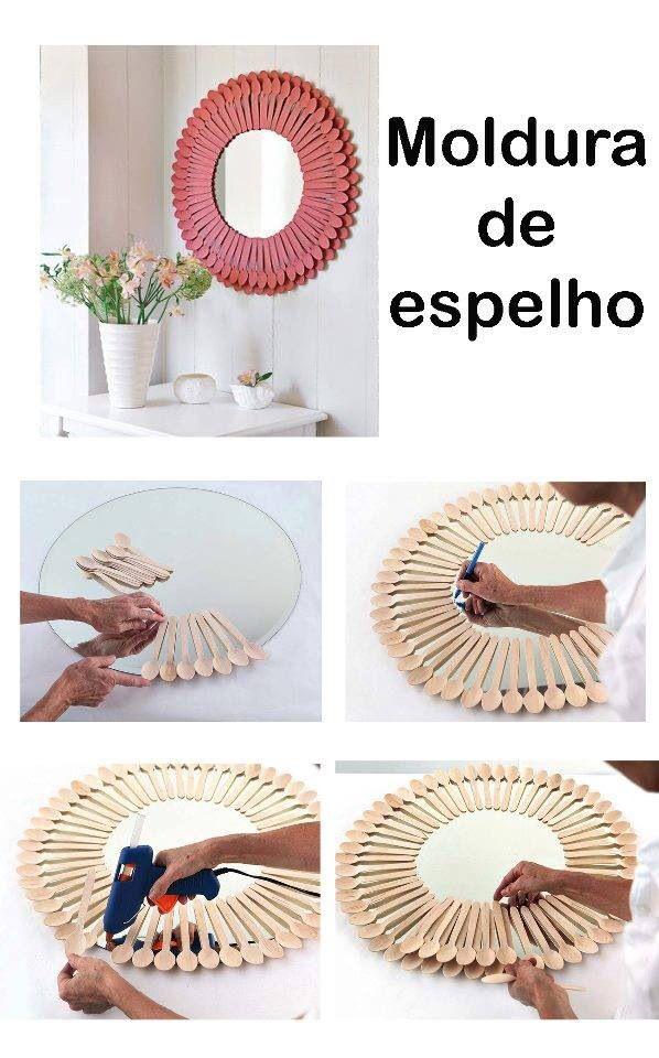 espejo reciclado