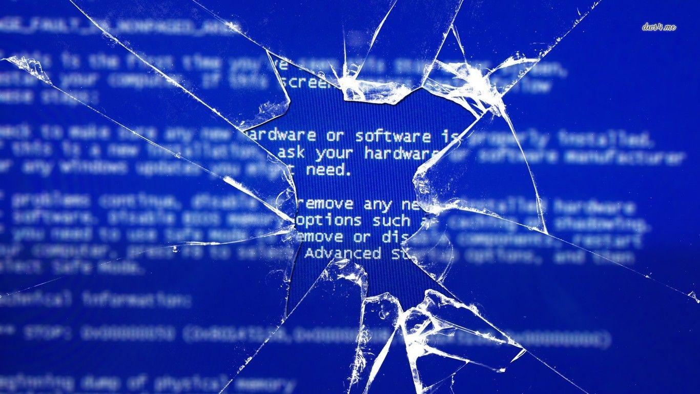 Amb Broken Screen Wallpapers