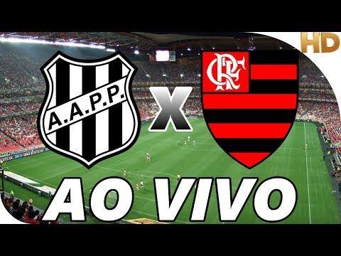Assistir Ponte Preta X Flamengo Ao Vivo Com Imagens Flamengo
