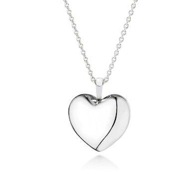 b8fa77508 Pandora Hidden Heart Necklace Pendant 390355CZ-90 at John Greed Jewellery