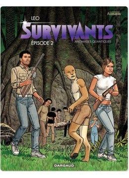 Dans ce 2e tome de Survivants, une série imaginée par Leo, nous retrouvons pour de nouvelles aventures le petit groupe de rescapés perdus sur la planète GJ1347... Dans ce 2e épisode, les « survivants », après leur rencontre amicale avec les extraterrestres, progressent dans l'épaisse forêt qui couvre la mystérieuse planète. Mais, bientôt, des événements aussi dramatiques qu'inexplicables mettent en péril la survie du groupe... 2e volet de Survivants, le nouveau cycle des Mondes d'Aldébaran