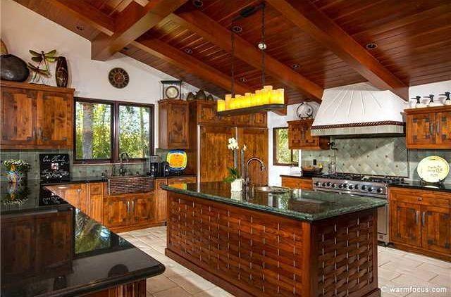 Best 60 Tropical Kitchen Ideas Photos Tropical Kitchen 640 x 480