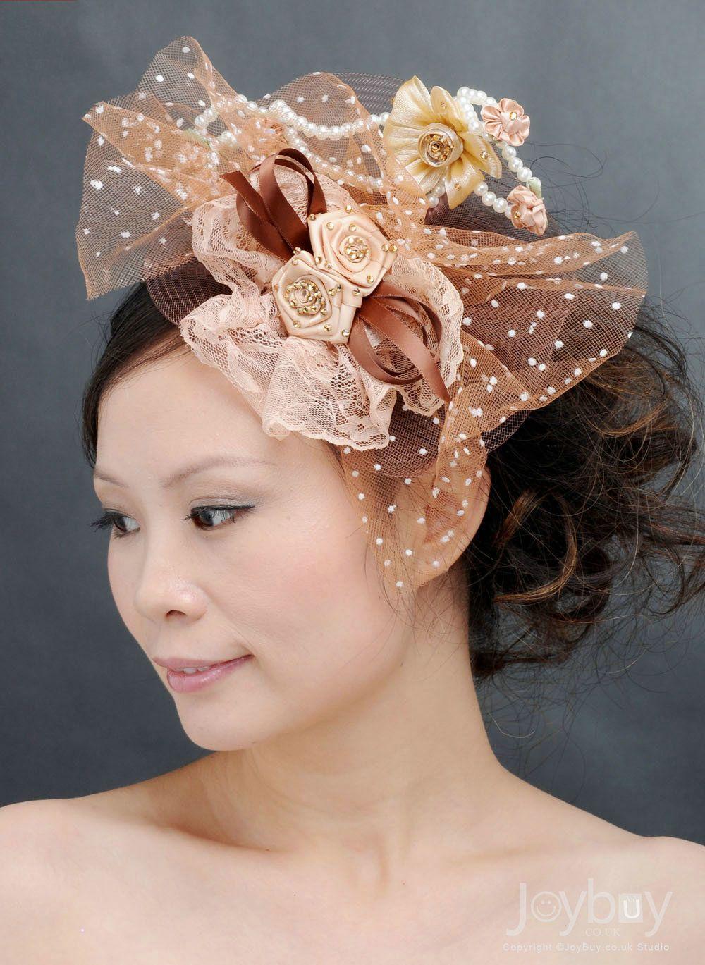 cheap brown wedding hair accessories | wedding headpieces
