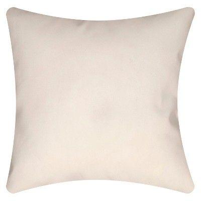 """Red Jingle Throw Pillow 20""""x20"""" - Surya"""
