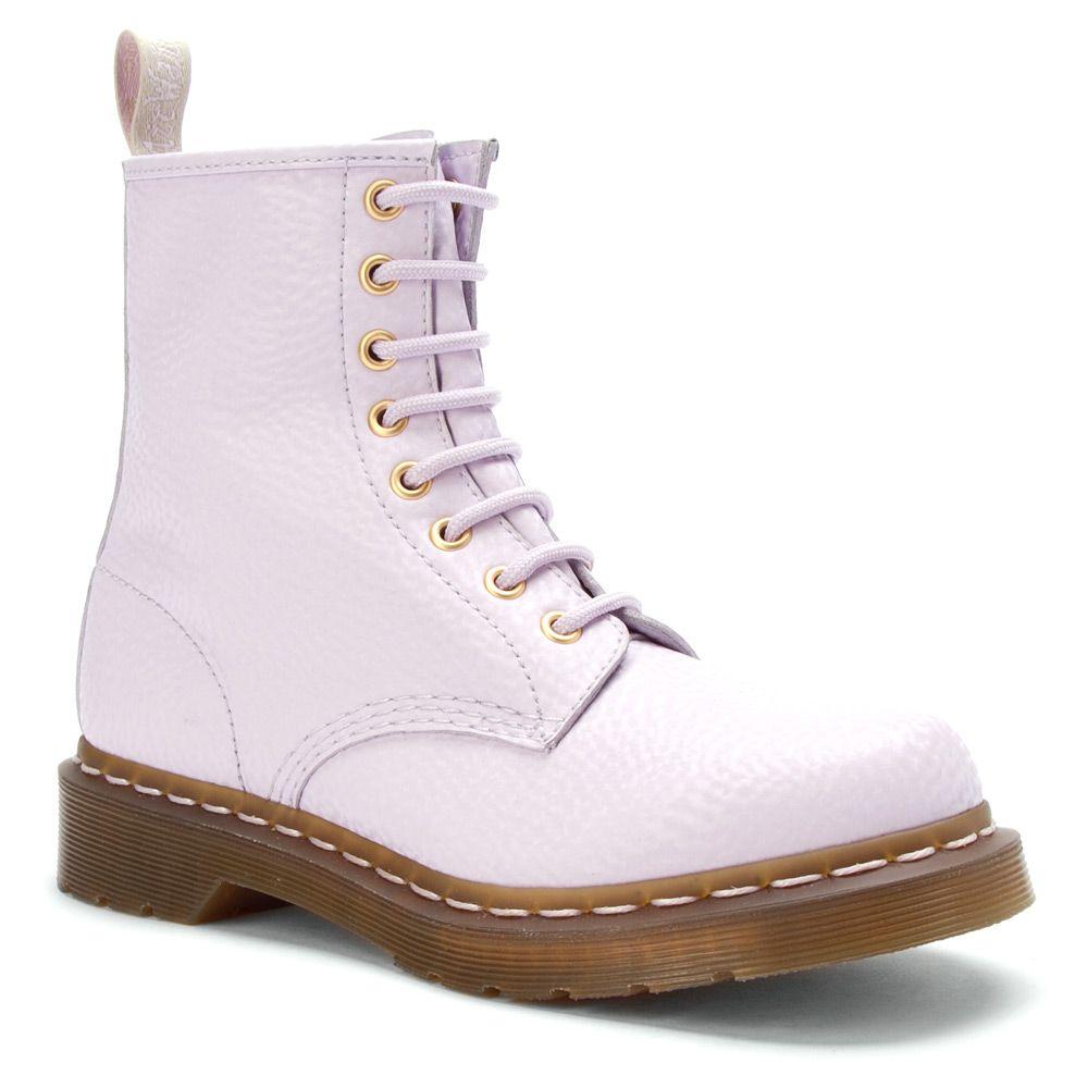 Dr Martens 1460 Qq Pearl Lilac R11821504 Sklep Dr Martens Pl Boots Pastel Boots Pink Boots