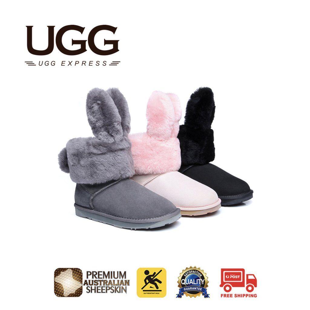 3d6e34658ba9 UGG Buddy Bunny Boots