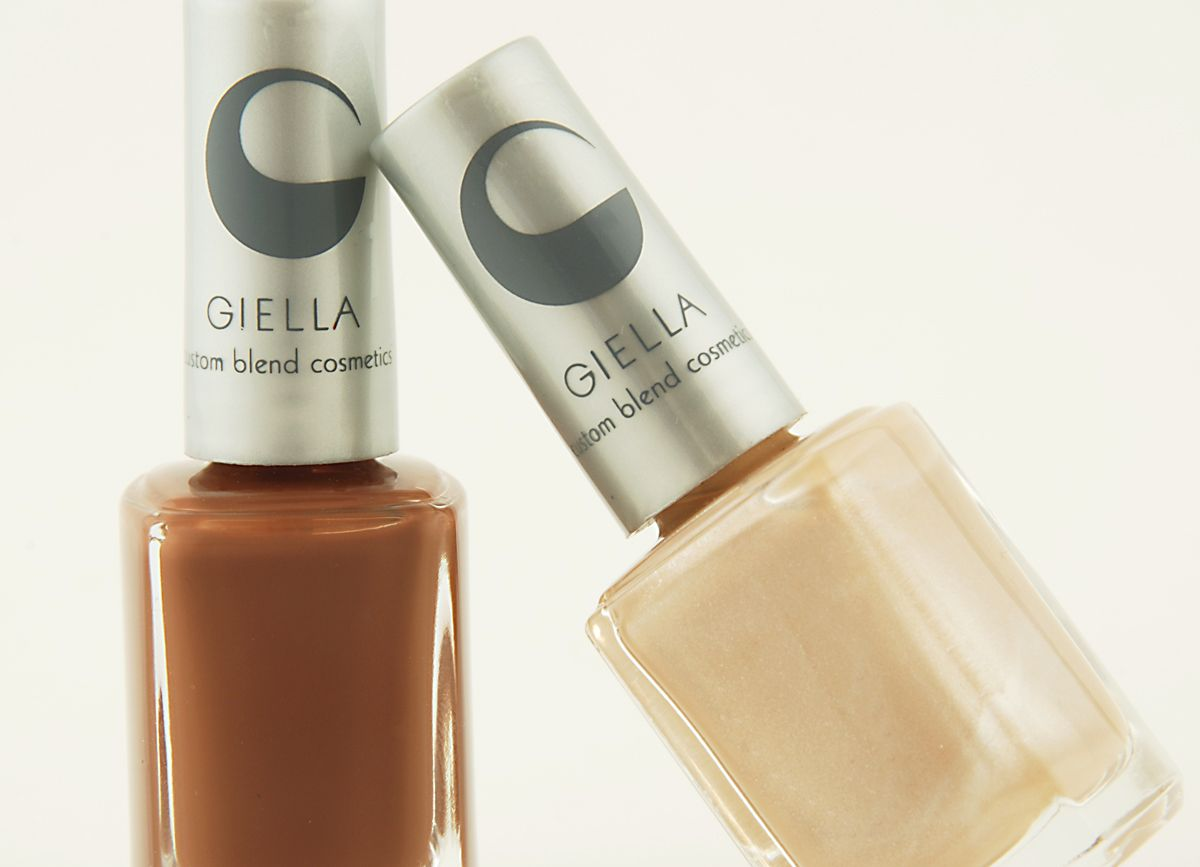 Custom blend nail polish created for Kathie Lee Gifford, called ...