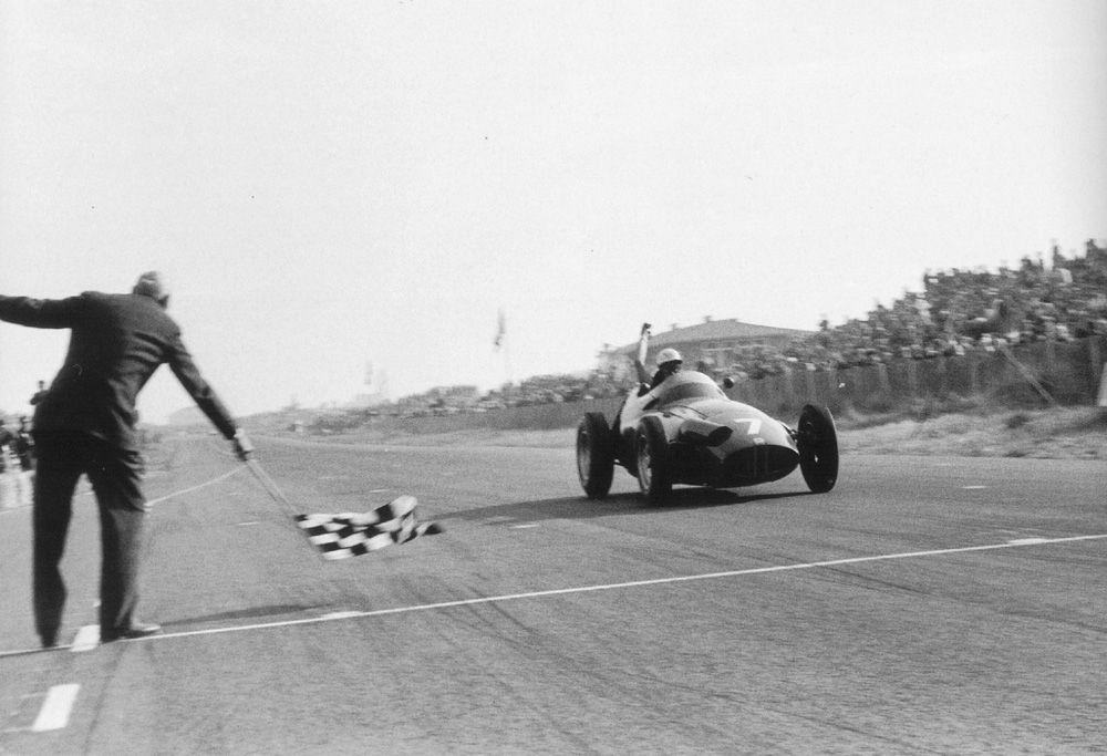 1959 dutch gp, zandvoort - jo bonnier (brm) | Formule 1