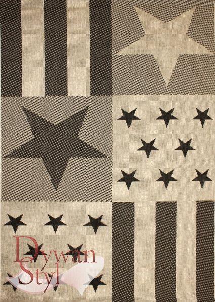 Dywan Essenza Gwiazdy Szary 160x230 Pokój Dla Chłopca