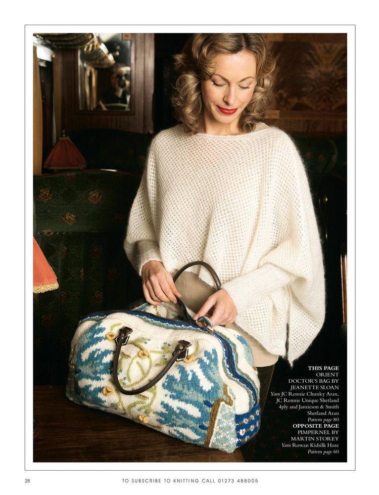 Knitting  Issue 88 2015 - 轻描淡写 - 轻描淡写
