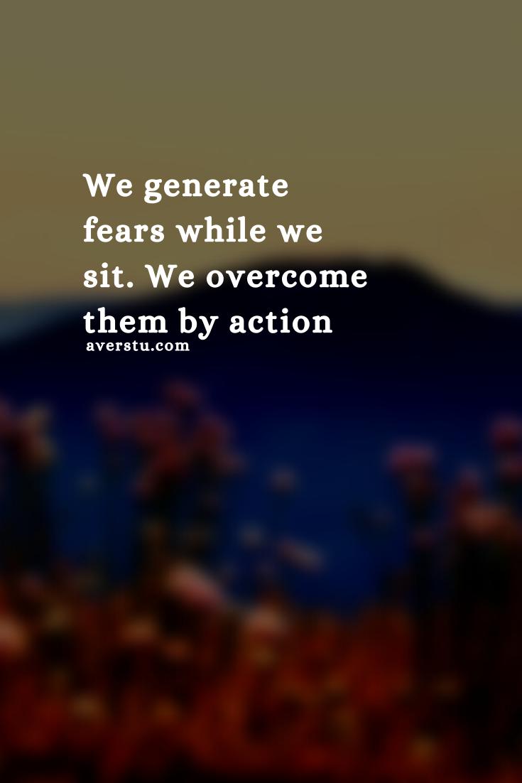 We generate