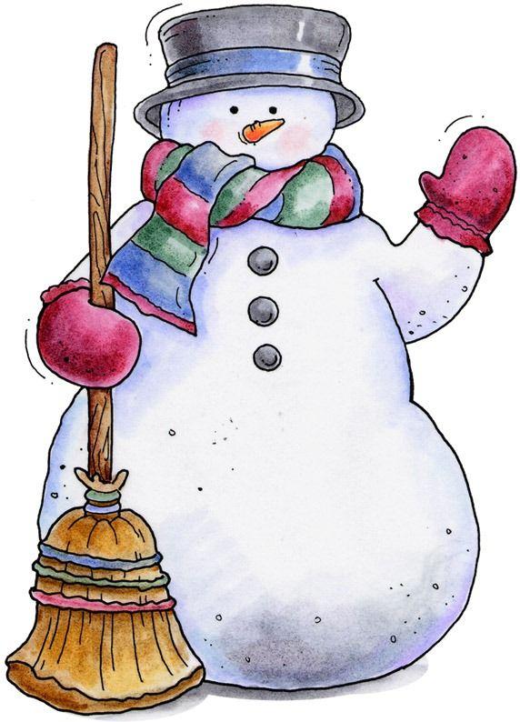 Felt Snowman Cute Snowman Christmas Snowman
