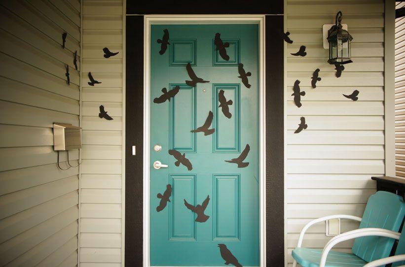 Homemade Door Decorations Be Creative