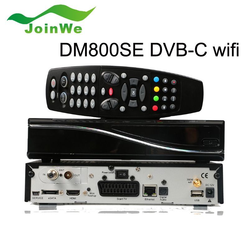 $551.70 (Buy here: http://appdeal.ru/d3yz ) 5pcs/lot DM800se DVB-C Wifi Motherboard REV D11 DM800HD SE Tuner DVB-C Wifi Cable Receiver Engima 2 Linux Operating System for just $551.70
