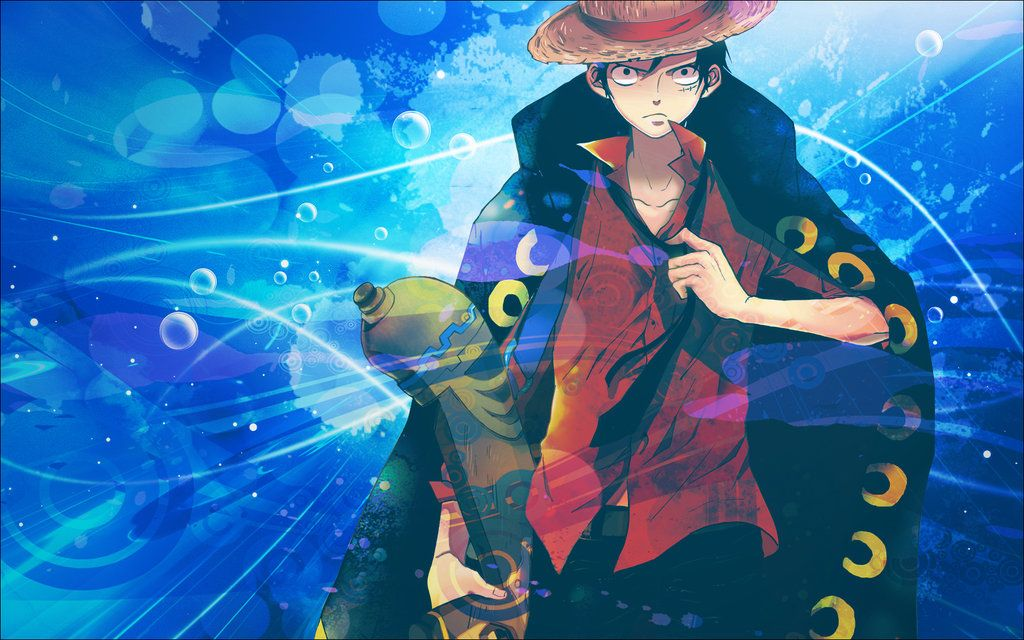 Pin by Kendall Harrell on One Piece (With images) Luffy