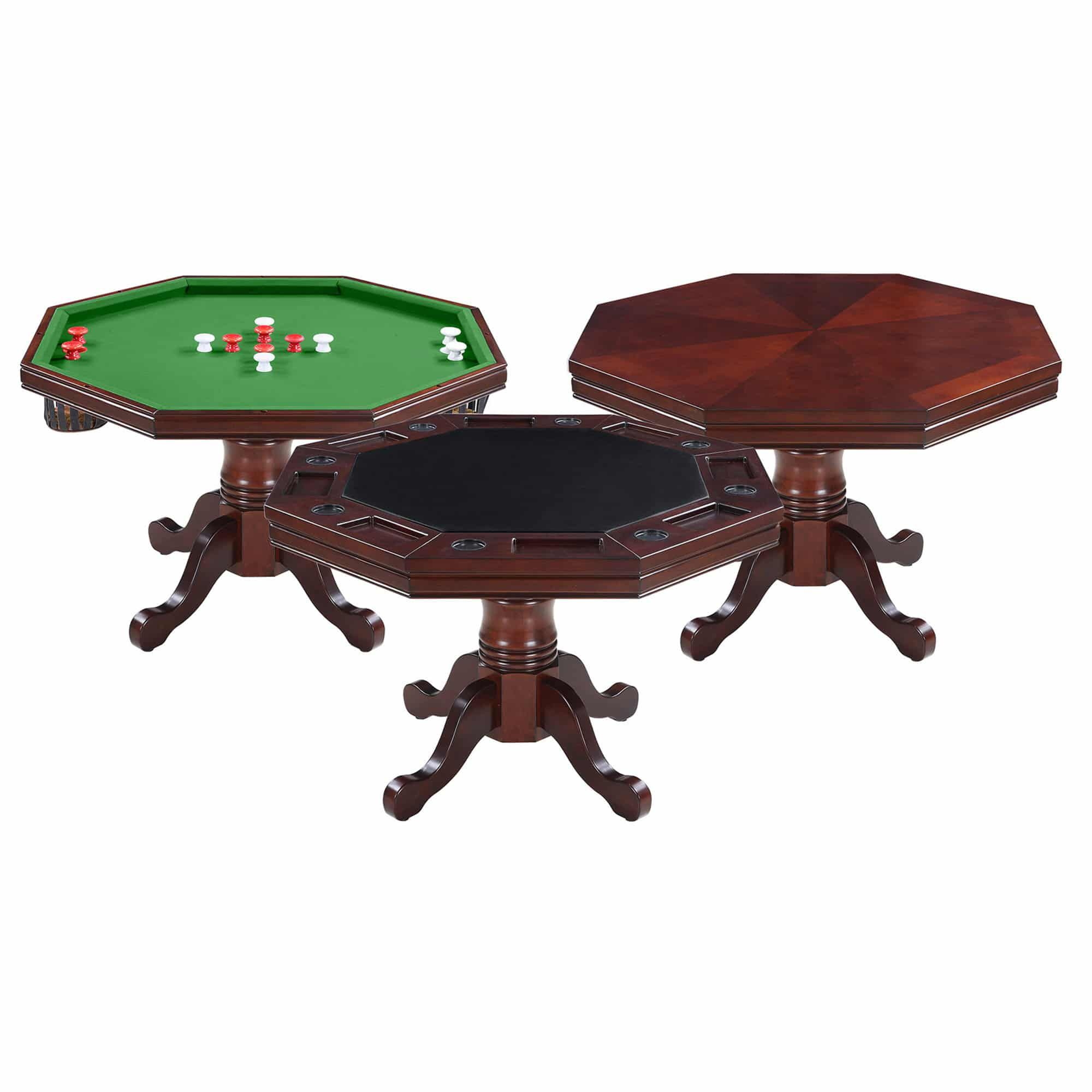 The Kingston Walnut In Poker Table From Pool Warehouse Comes - Online pool table sales