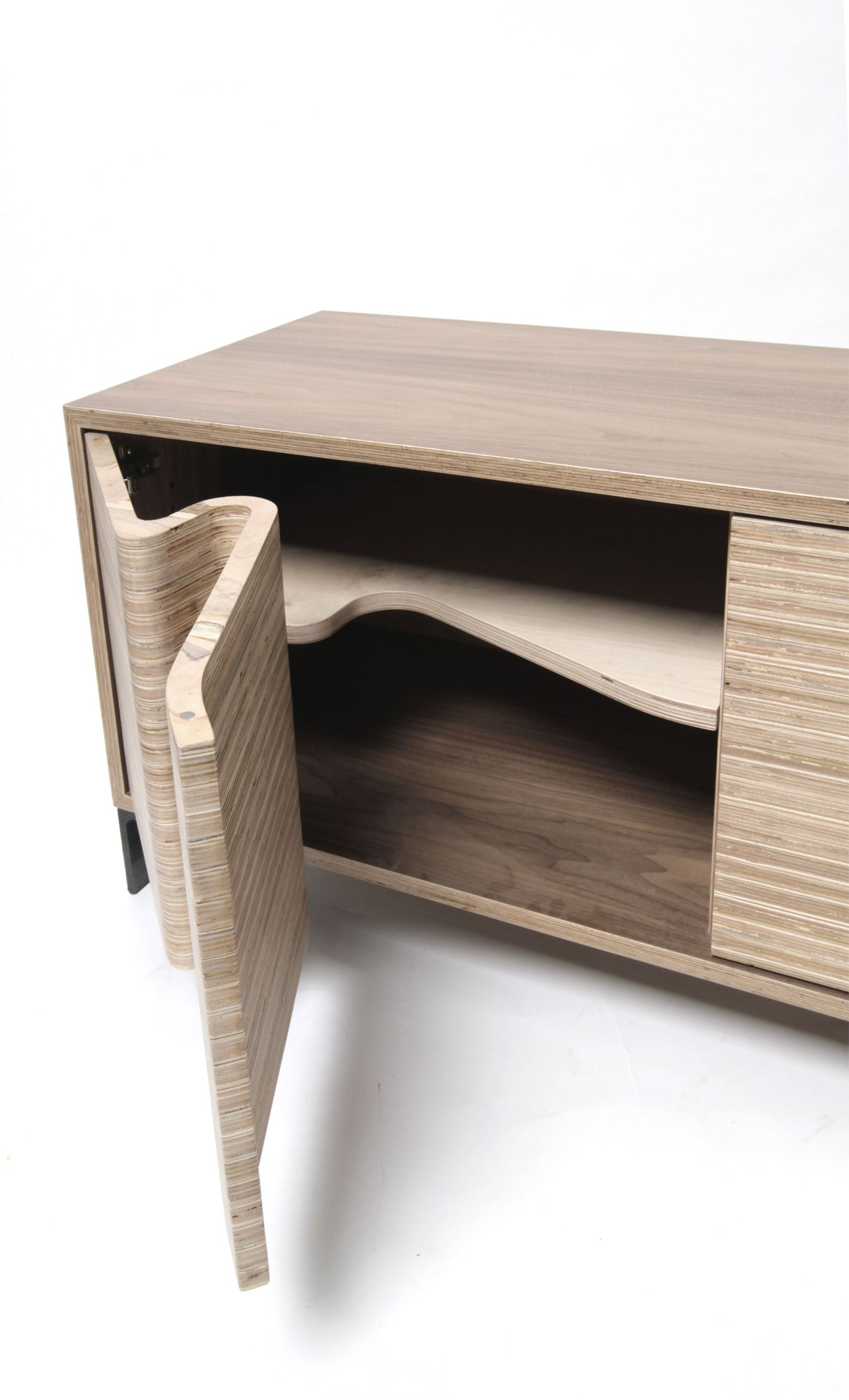 Earl Pinto Our Wave Cabinet Furniture Design Pinterest  # Menuiserie Table Tele
