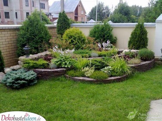 25 Grandes Ideas De Diseno De Jardines Disena Un Jardin Con Poco Dinero Con Dinero Dise In 2020 Garten Gestalten Ideen Garten Gestalten Garten