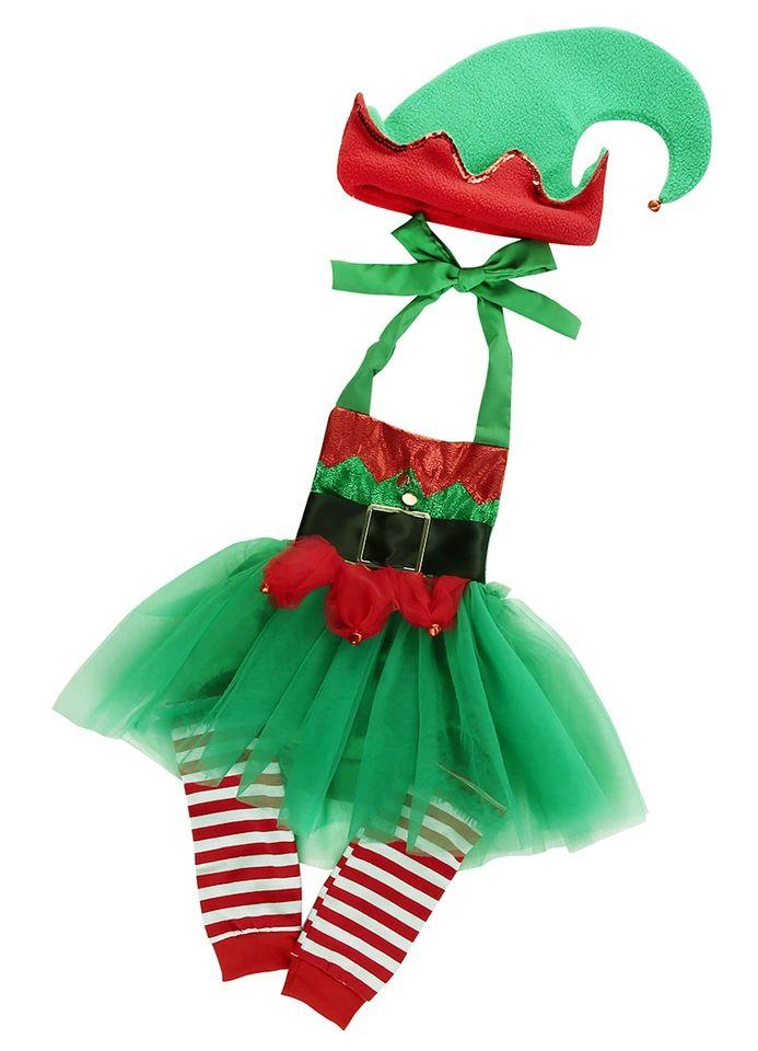 Baby girl elf costume - Baby Girl Elf Costume Babies Pinterest Christmas Baby, Baby