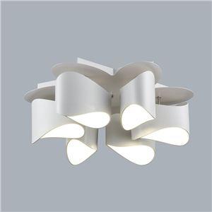 Moderne Simple Métal Acrylique processus de cuisson LED 6 9W